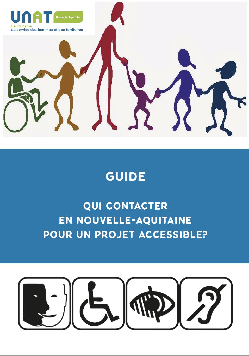 Guide qui contacter en Nouvelle-Aquitaine pour un projet accessible ?